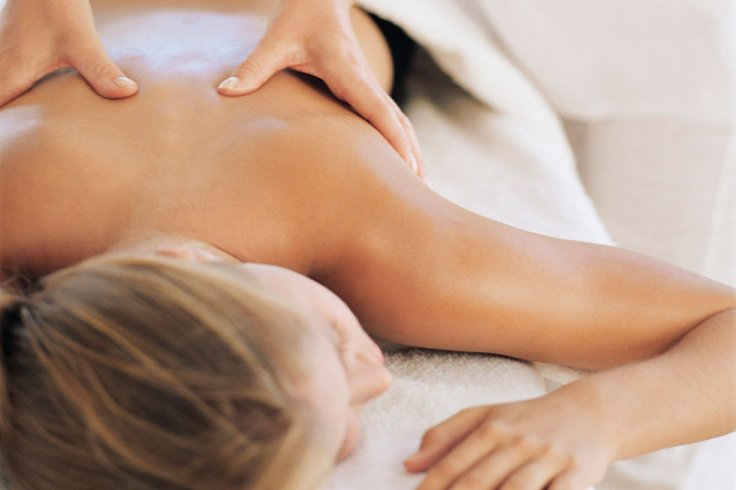 Massage at Spa London