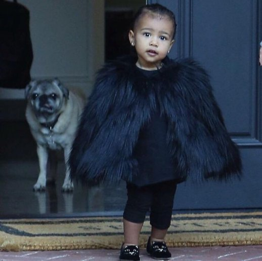 Fur Coats, North West, Spa Day