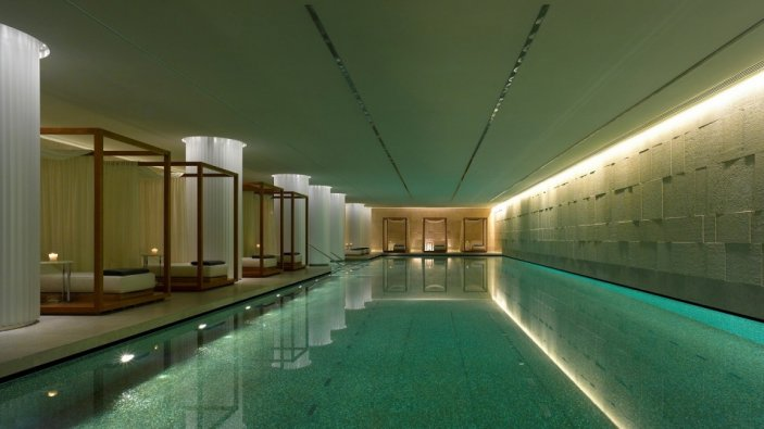 London s Bulgari Spa Offers A