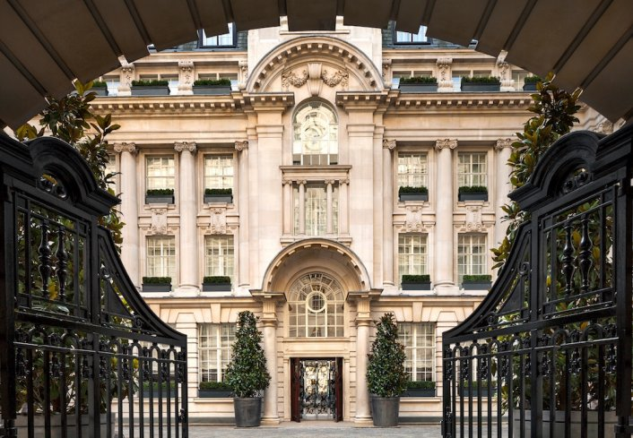 Rosewood London review | spa
