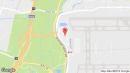 Sofitel London Heathrow Map